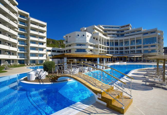 best-hotel-pool-rhodes-faliraki-elysium-resort-spa